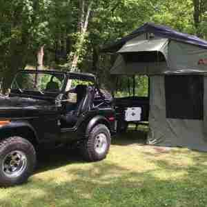 bryan dinoot build Dinoot Jeep Trailers