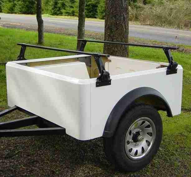 thule jeep trailer racks from Dinoot Trailers