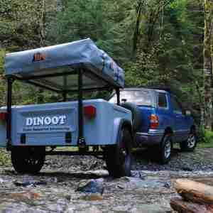 Jeep Trailer Dinoot J-Series Complete Build